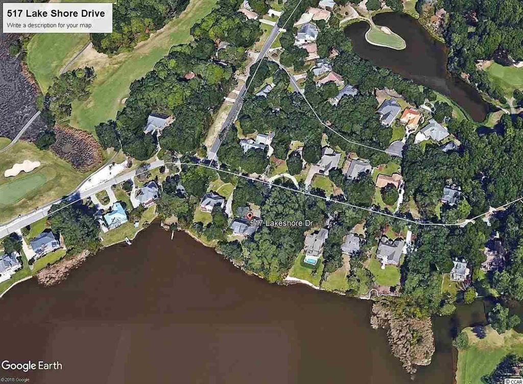517 Lake Shore Dr., Sunset Beach, NC, 28468, Not within a Subdivision Home For Sale