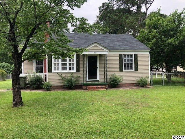 207 West Stewart St., Dillon, SC, 29536, Outside of Horry & Georgetown  Home For Sale