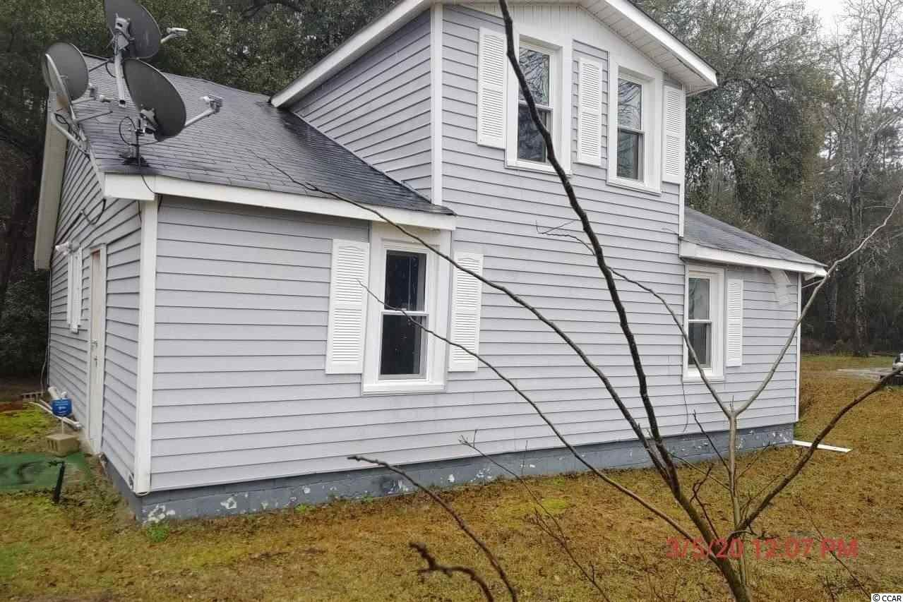 86 S The Hole Rd., Kingstree, SC, 29556, Not within a Subdivision Home For Sale