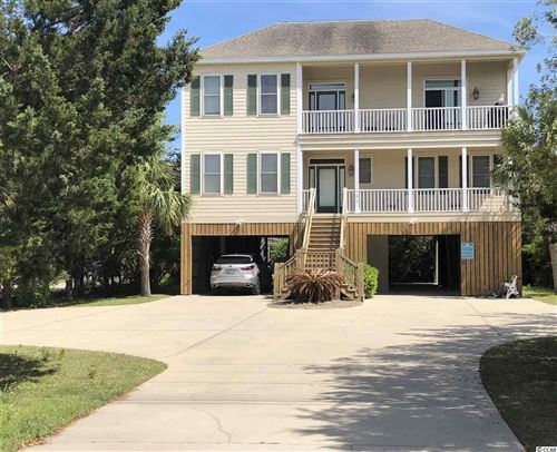 Photo of 186 Parker Dr., Pawleys Island, SC 29585 (MLS # 1810900)