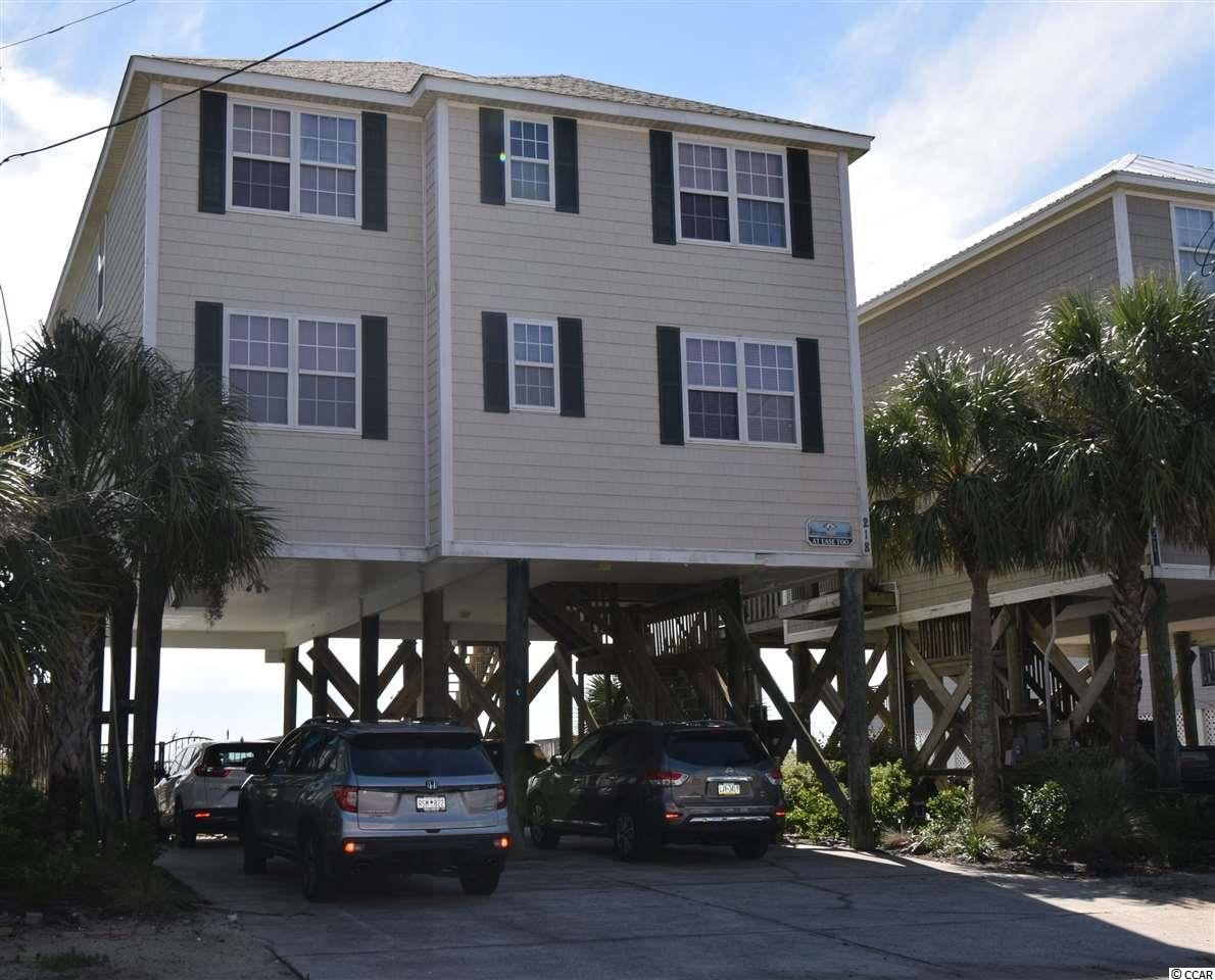218 N Waccamaw Dr., Garden City Beach, SC, 29576,  Home For Sale