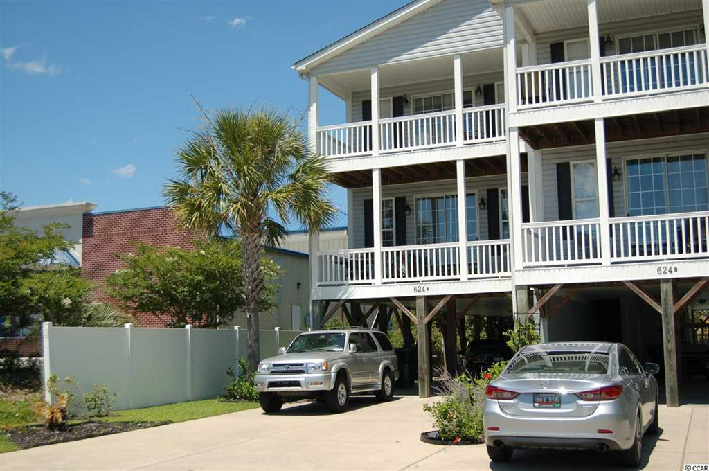 624 Seabreeze Dr., Murrells Inlet, SC, 29576, Not within a Subdivision Home For Sale