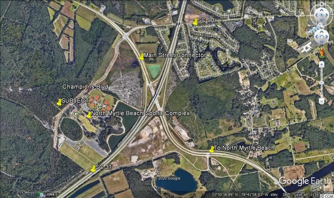 Champion Blvd., Little River, SC, 29566, Not within a Subdivision Home For Sale