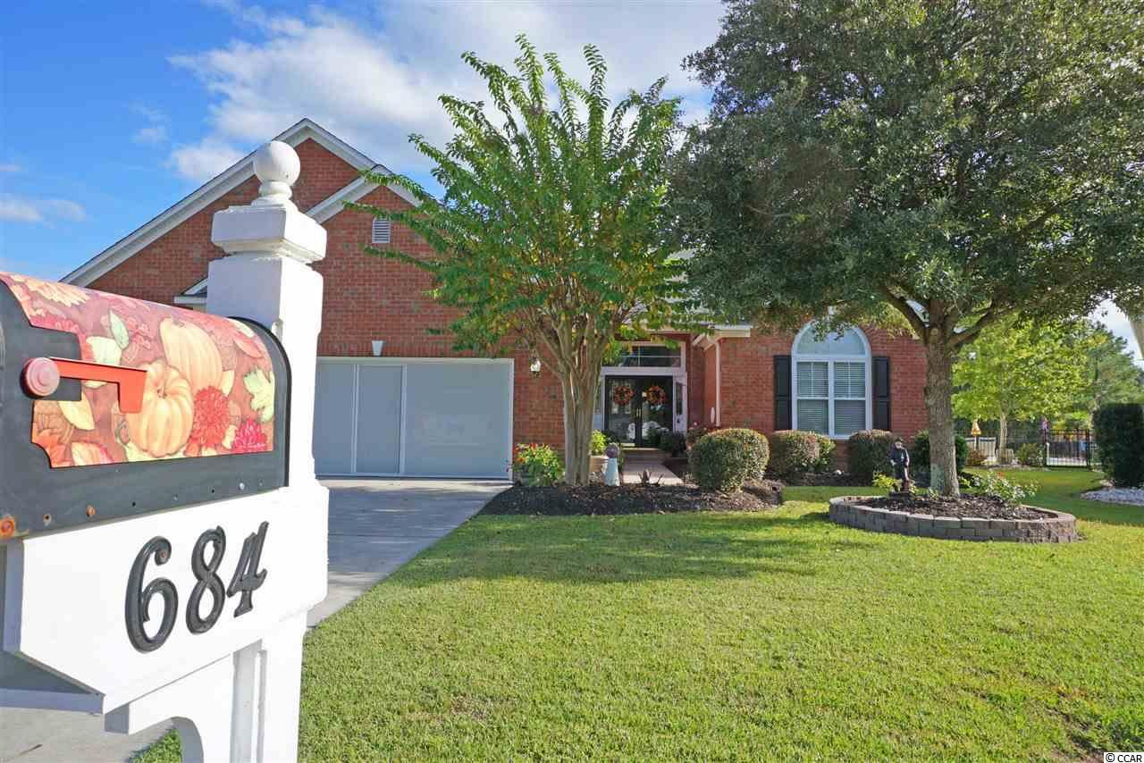 684 Bullrush Ct., Calabash, NC, 28467, Meadowlands Home For Sale