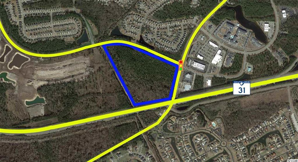 TBD Carolina Forest Blvd., Myrtle Beach, SC, 29579, Not within a Subdivision Home For Sale