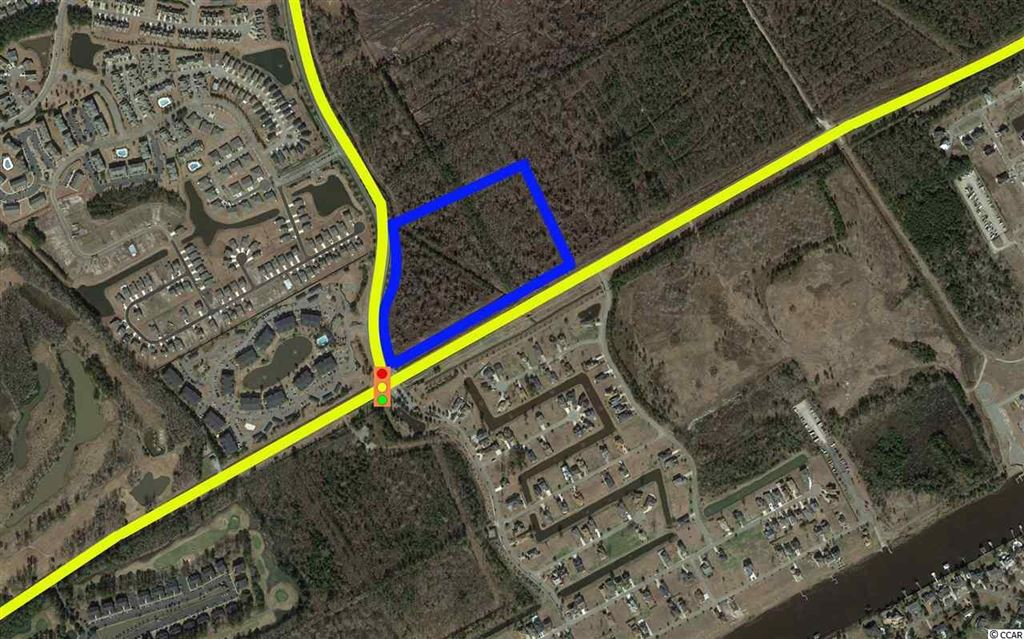 TBD River Oak Dr., Myrtle Beach, SC, 29579, Not within a Subdivision Home For Sale