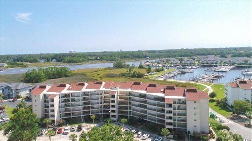 Photo of 4440 Nassau Ct. #P-603, Little River, SC 29566 (MLS # 2120916)