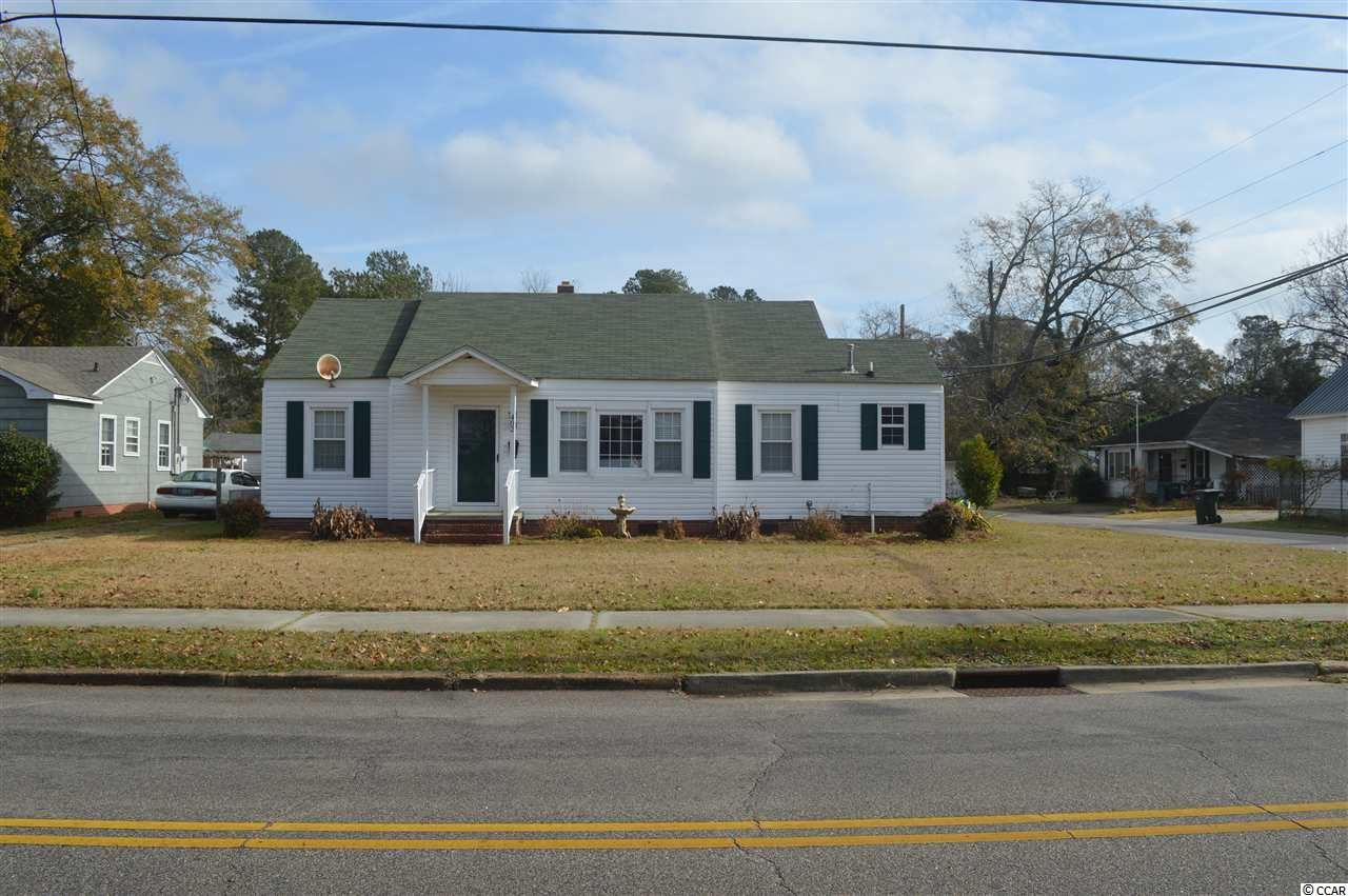 402 N Park St., Mullins, SC, 29574, Not within a Subdivision Home For Sale