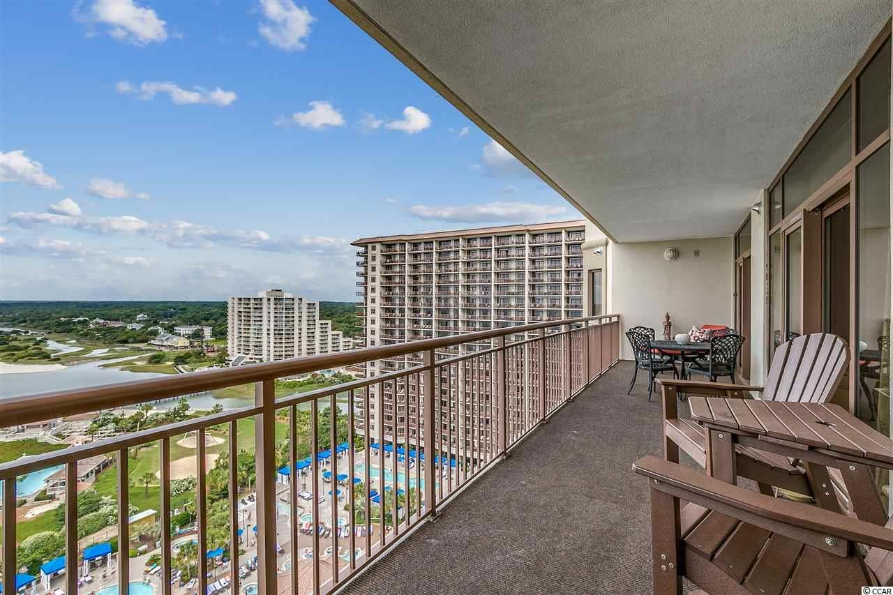 100 N Beach Blvd., North Myrtle Beach, SC, 29582, North Beach Plantation Towers Home For Sale