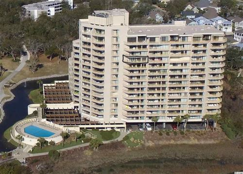 Photo of 100 Ocean Creek Dr. #E-11, Myrtle Beach, SC 29572 (MLS # 2008921)