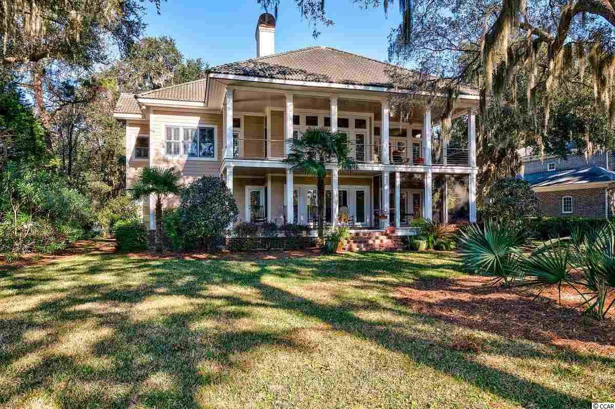 43 Cotillion Ct., Georgetown, SC, 29440, Debordieu Colony Home For Sale