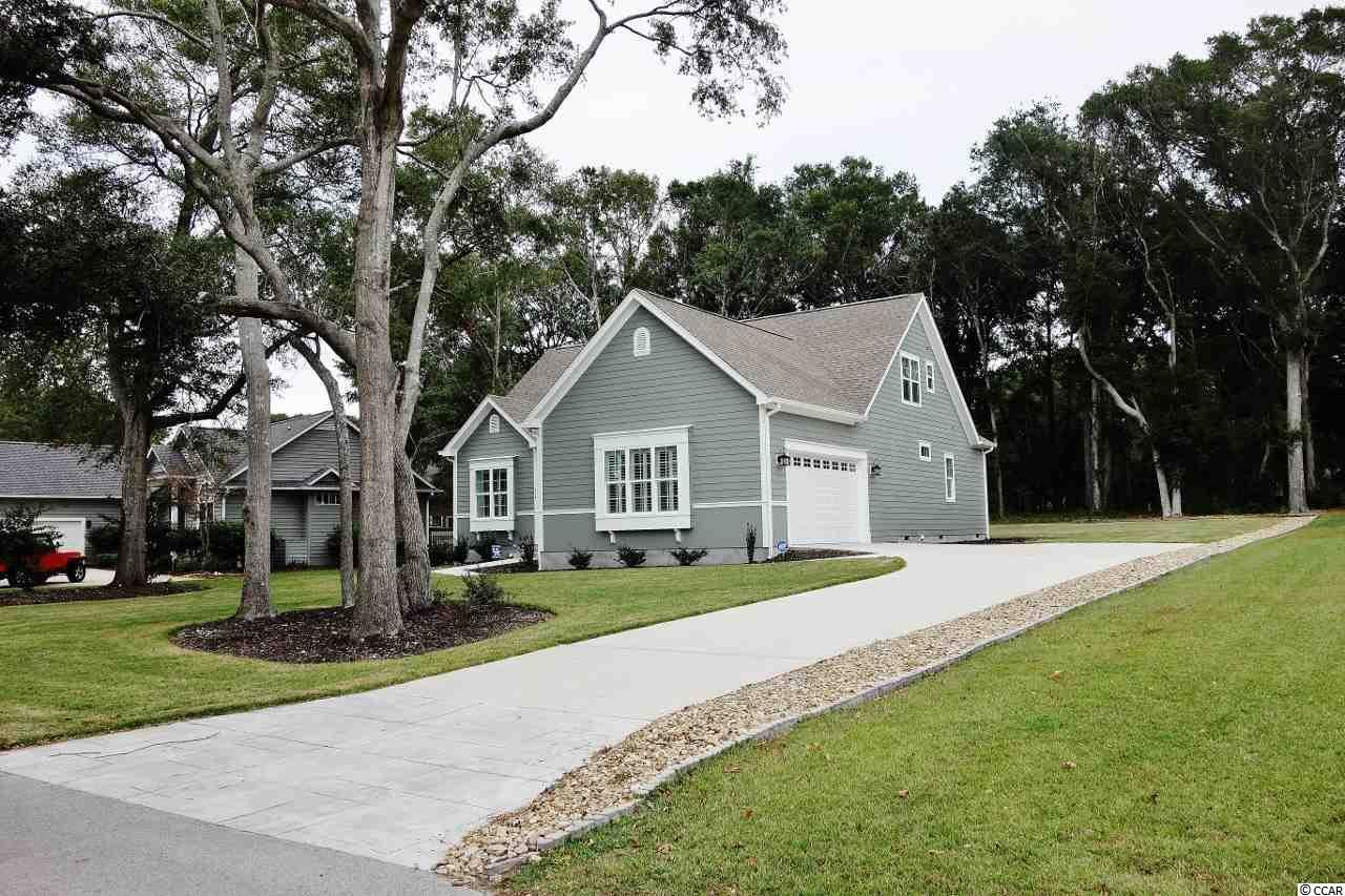434 Lakeshore Dr., Sunset Beach, NC, 28468, Sea Trail Plantation Home For Sale