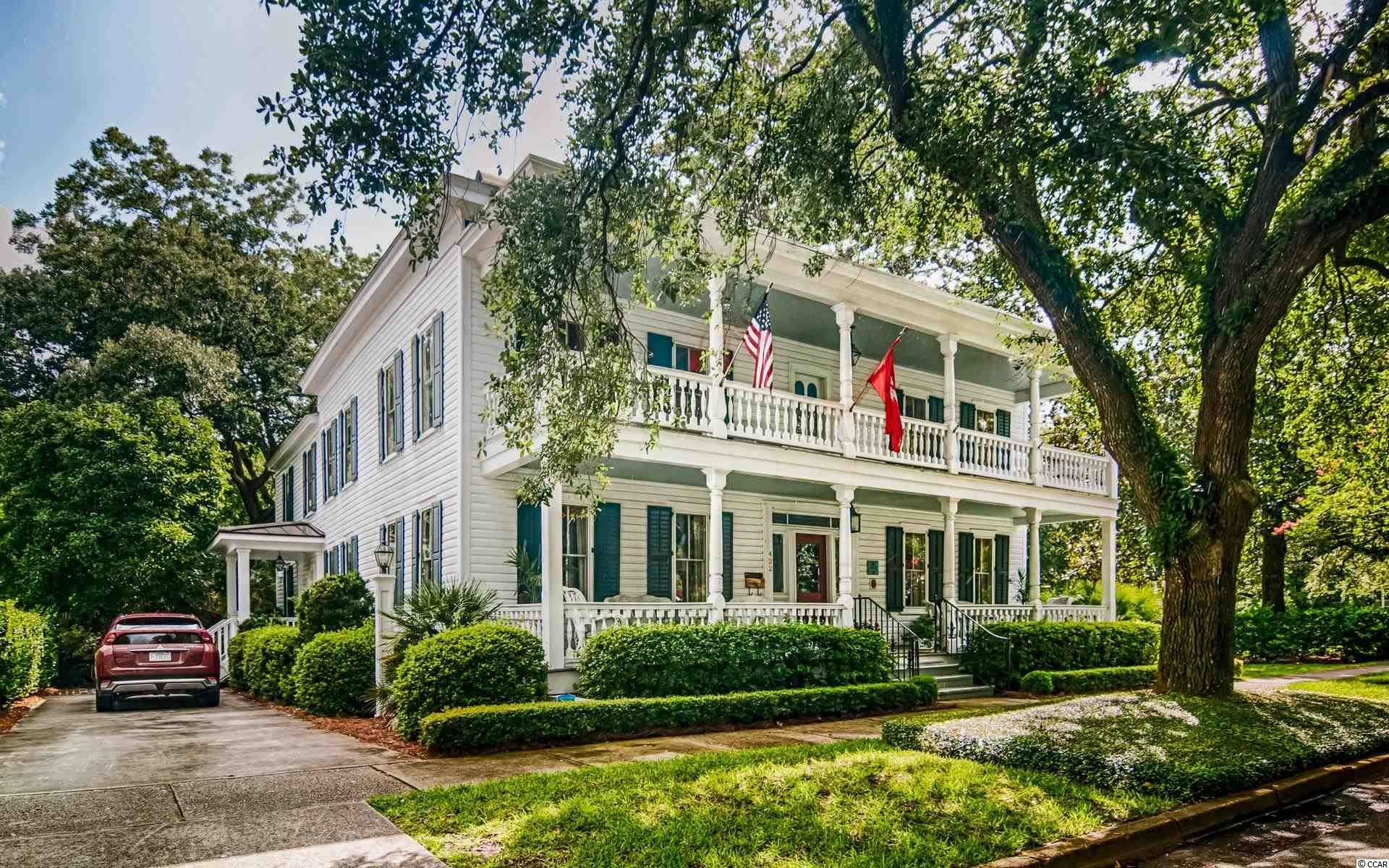 422 Prince St., Georgetown, SC, 29440, Historic District of Georgetow Home For Sale