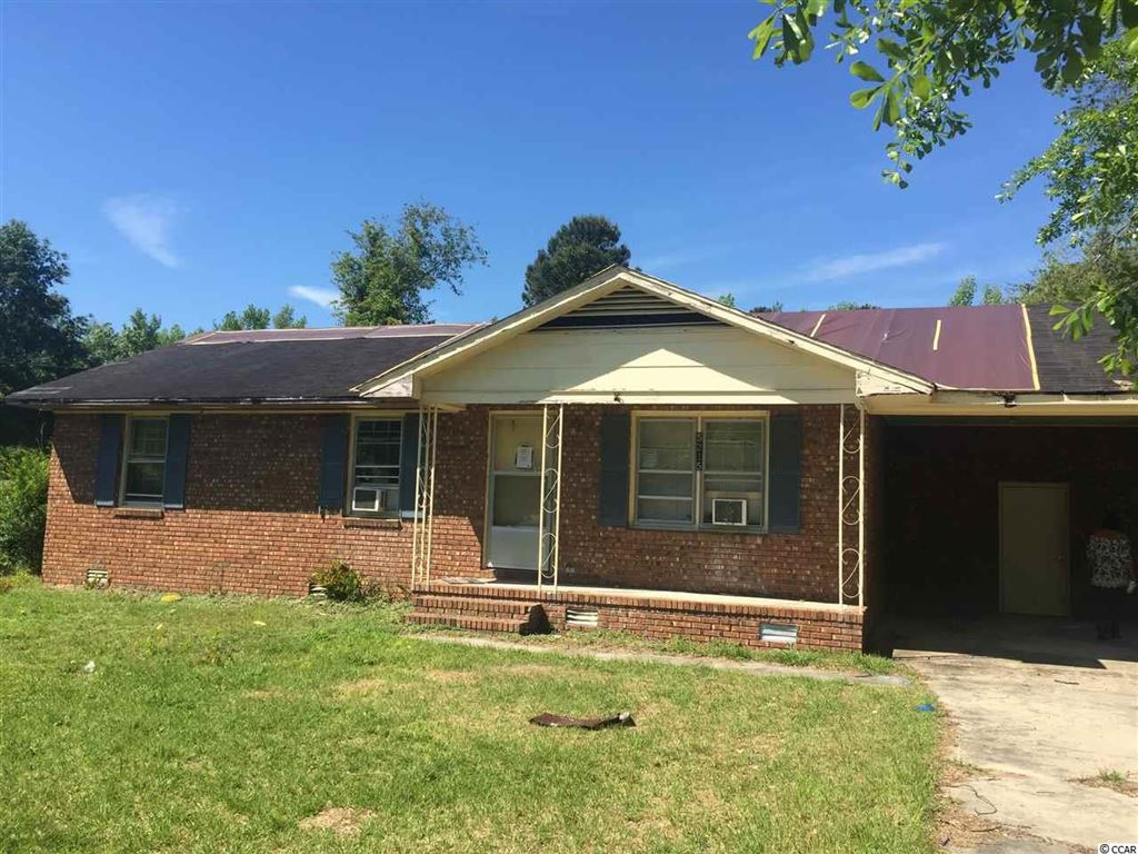 5215 Callie Young Rd., Effingham, SC, 29541, Not within a Subdivision Home For Sale