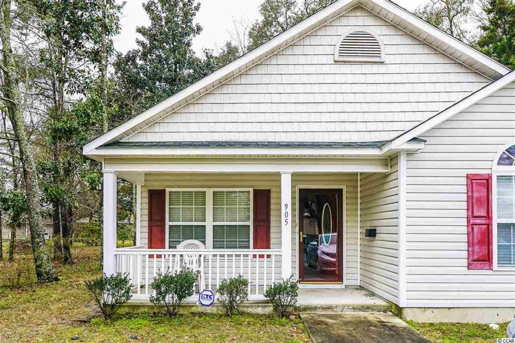 905 Live Oak St., Conway, SC, 29527, Jamestown Home For Sale