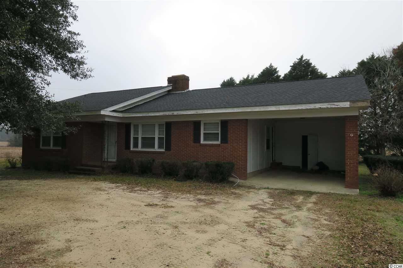 6691 Alma Rd., Nichols, SC, 29581, Not within a Subdivision Home For Sale