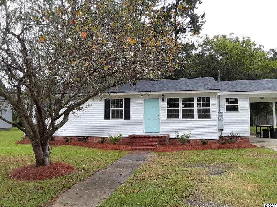 108 West Myrtle Rd., Andrews, SC, 29510, Not within a Subdivision Home For Sale