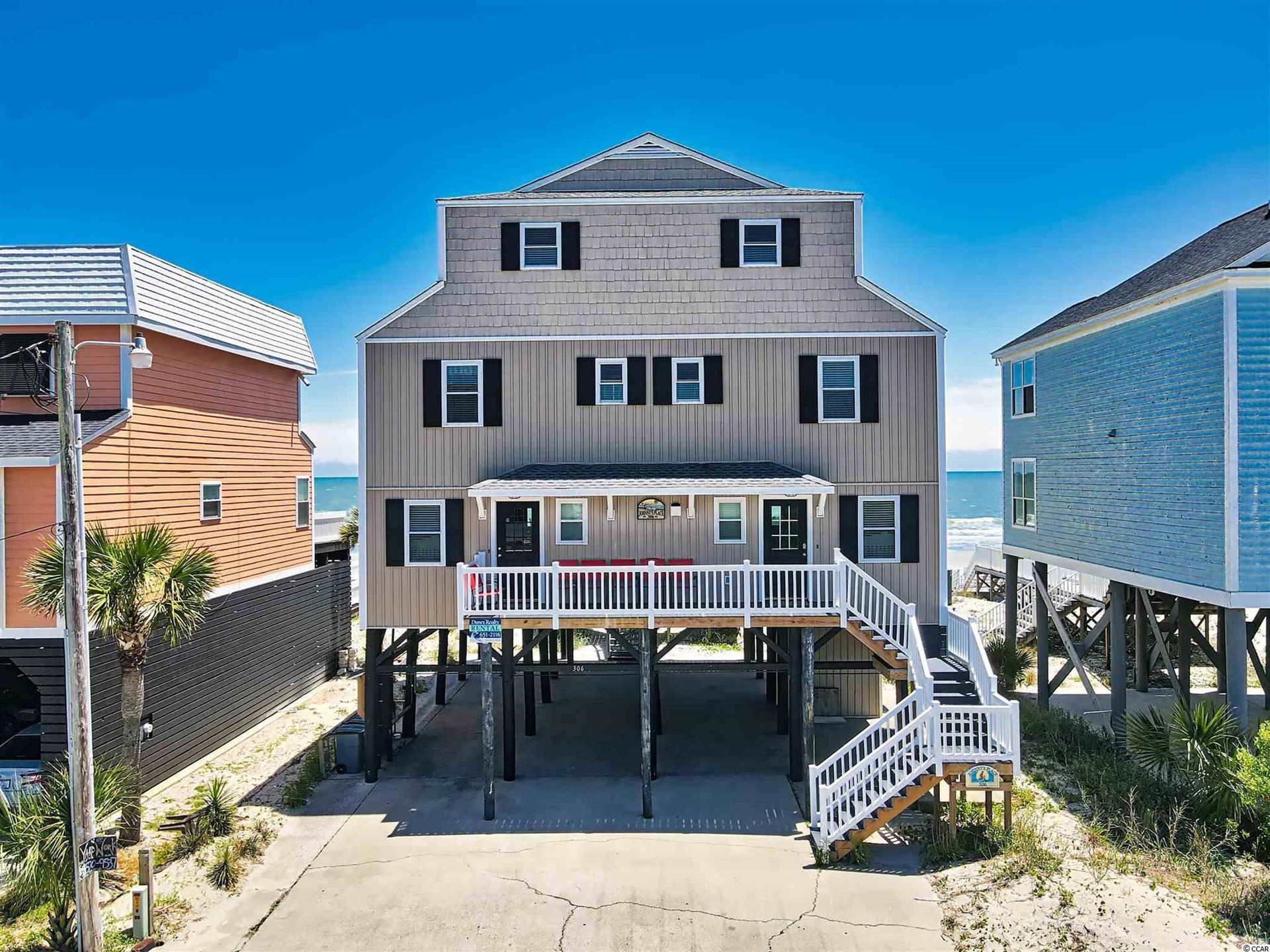 306 S Waccamaw Dr., Garden City Beach, SC, 29576, Not within a Subdivision Home For Sale