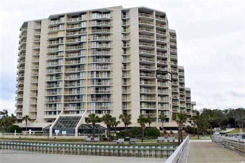 Photo of 101 Ocean Creek Dr. #EE-7, Myrtle Beach, SC 29572 (MLS # 2116934)