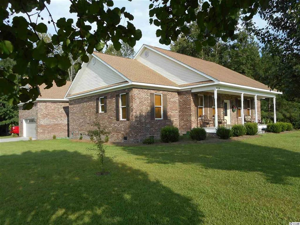 4126 Long Bay Rd., Aynor, SC, 29511, Not within a Subdivision Home For Sale