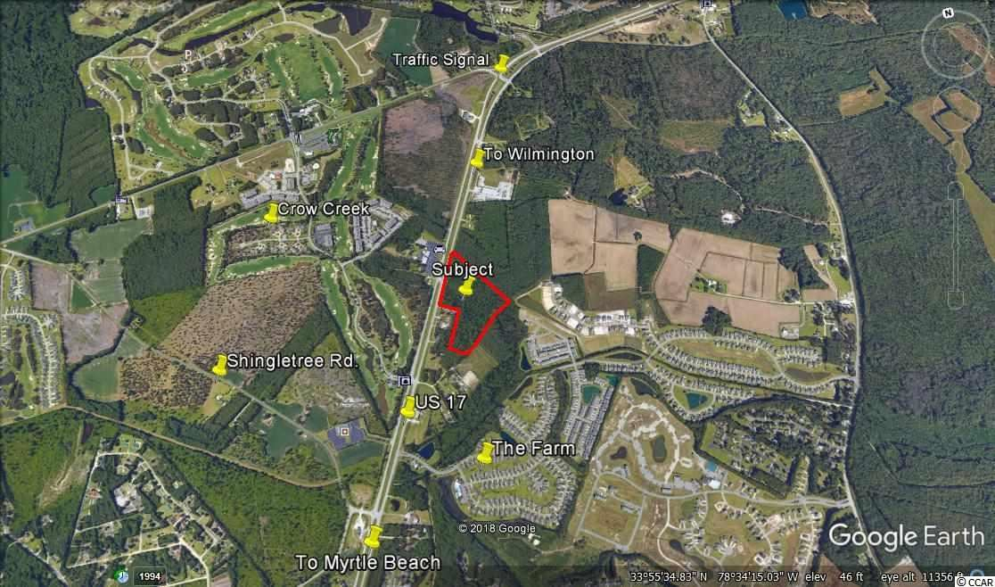 17.15 Acres Not Specified, Calabash, NC, 28467, Not within a Subdivision Home For Sale