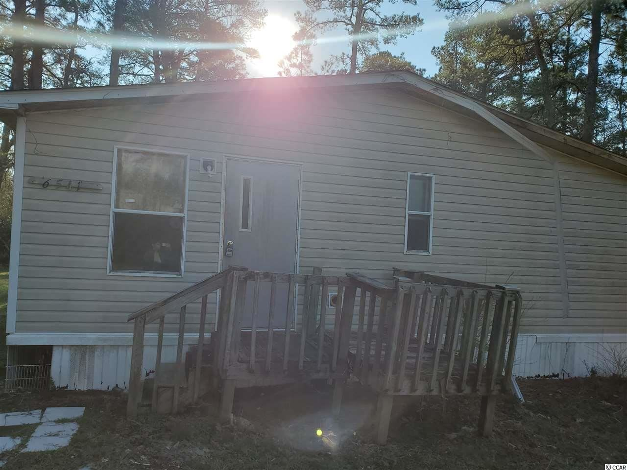 6541 Shawn Ln., Conway, SC, 29527, Not within a Subdivision Home For Sale