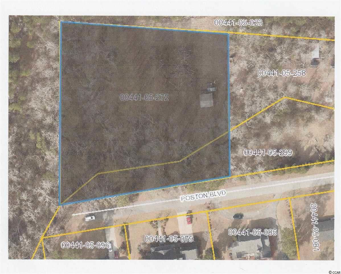 1.75 ac Poston Blvd., Johnsonville, SC, 29555, Not within a Subdivision Home For Sale