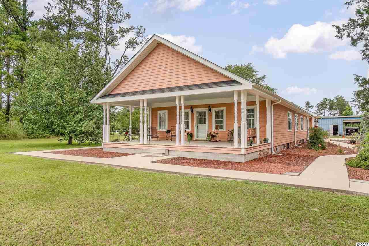 10722 Old Pee Dee Rd., Hemingway, SC, 29554, Not within a Subdivision Home For Sale