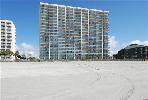 Photo of 102 N Ocean Blvd. #1707, North Myrtle Beach, SC 29582 (MLS # 1911954)