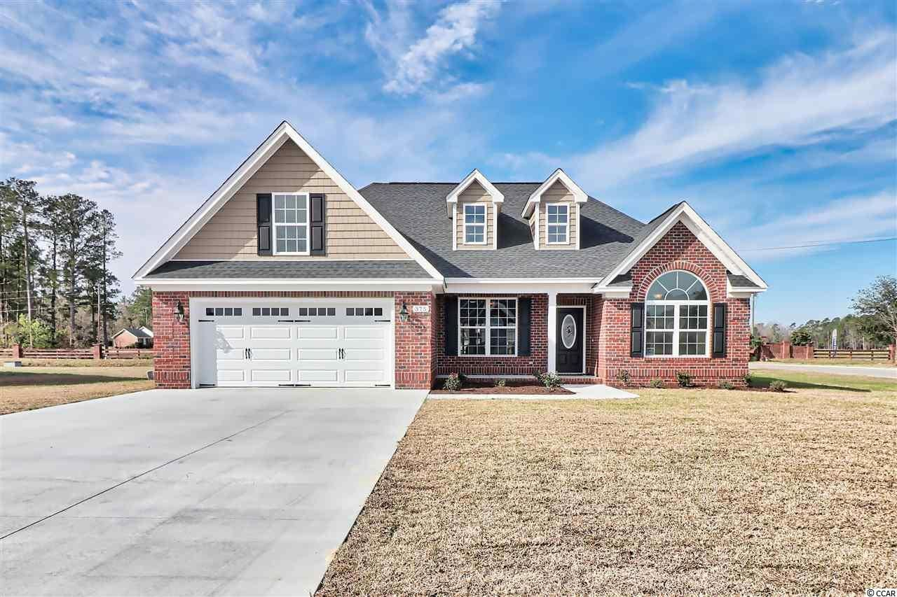 375 Farmtrac Dr., Aynor, SC, 29511, The Brick Yard Home For Sale