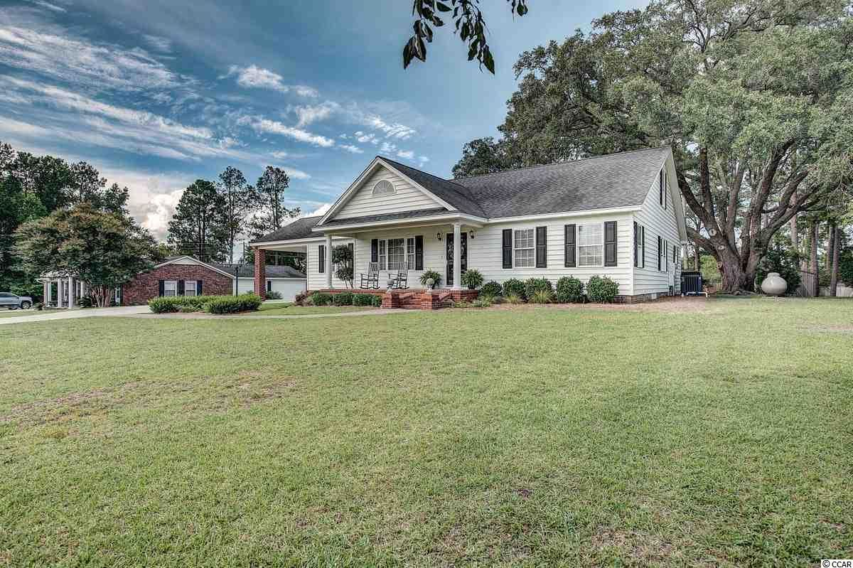 52 Highway 521, Andrews, SC, 29510, Not within a Subdivision Home For Sale