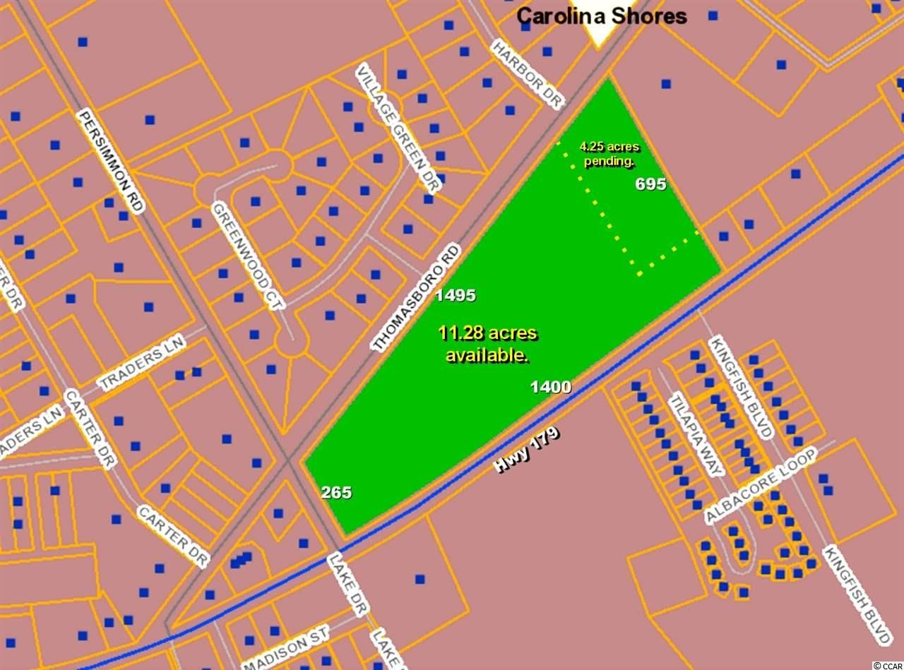11.28 Acres Persimmon Rd., Calabash, NC, 28467, Not within a Subdivision Home For Sale