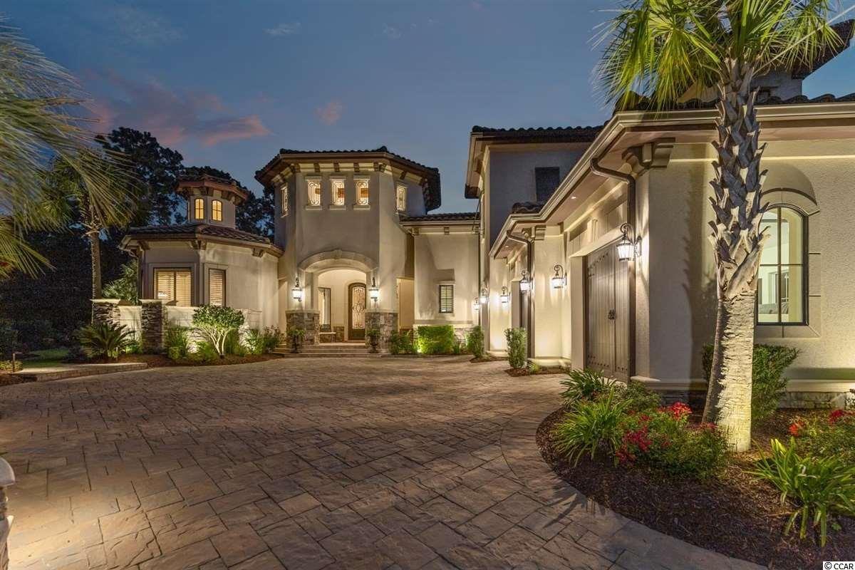 1504 Alameda Ct., Myrtle Beach, SC, 29577, Grande Dunes|Palermo Home For Sale