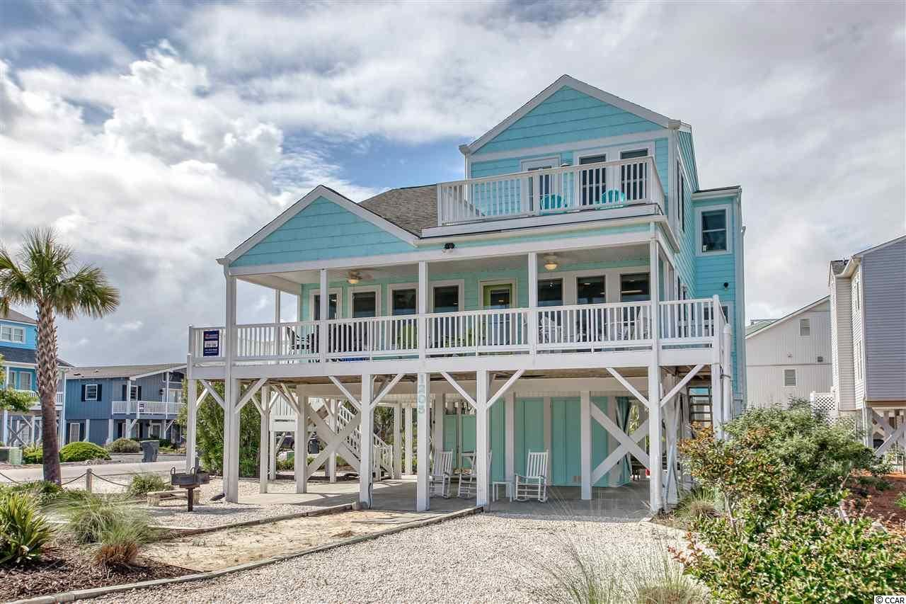 1205 Canal Dr., Sunset Beach, NC, 28468, Not within a Subdivision Home For Sale
