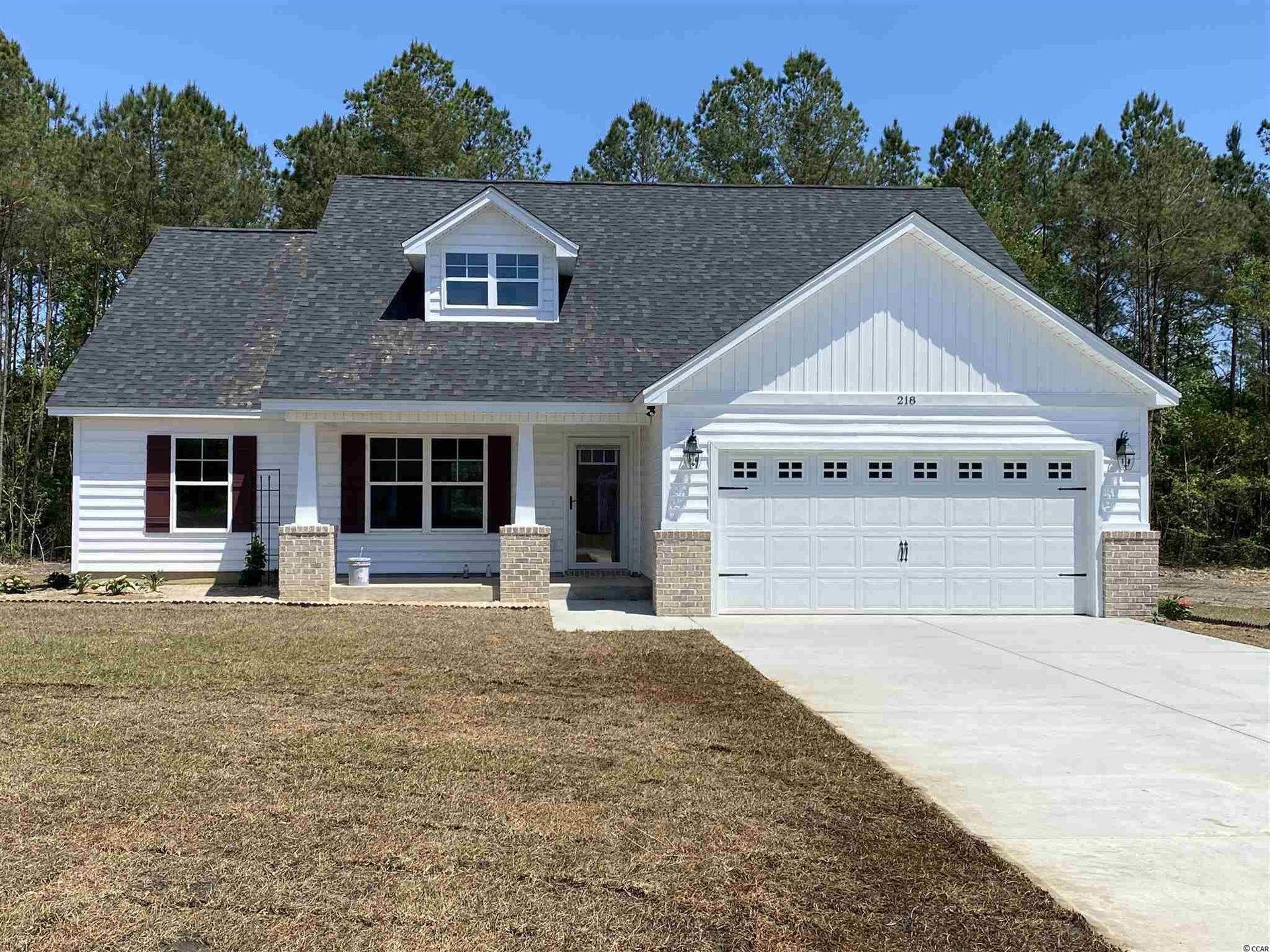 218 Penn Circle, Galivants Ferry, SC, 29544, Brunson Springs Home For Sale