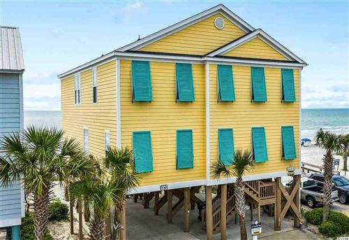 Photo of 348 South Waccamaw Dr., Garden City Beach, SC 29576 (MLS # 2102991)