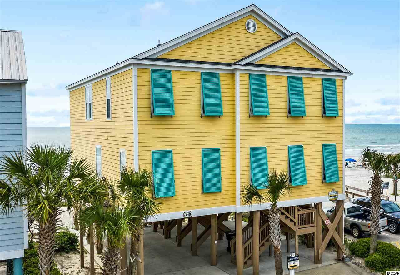 348 South Waccamaw Dr., Garden City Beach, SC, 29576, Not within a Subdivision Home For Sale