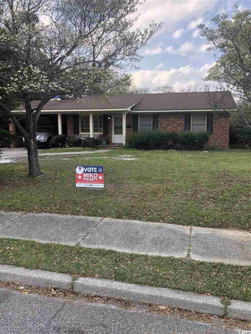 107 Northside Ave., Mullins, SC, 29574, Not within a Subdivision Home For Sale