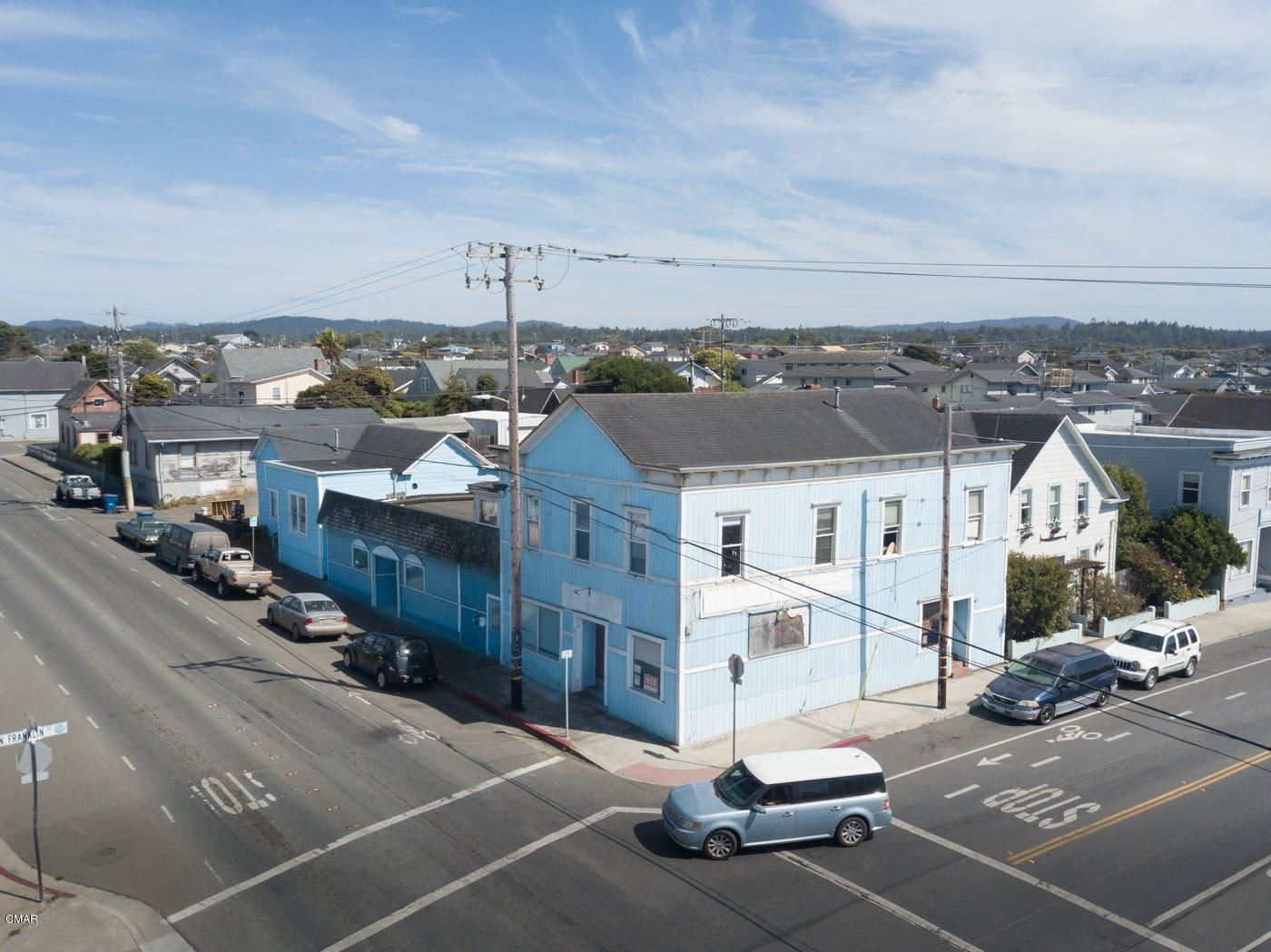 200 E Oak Street, Fort Bragg, CA 95437 - MLS#: 27611
