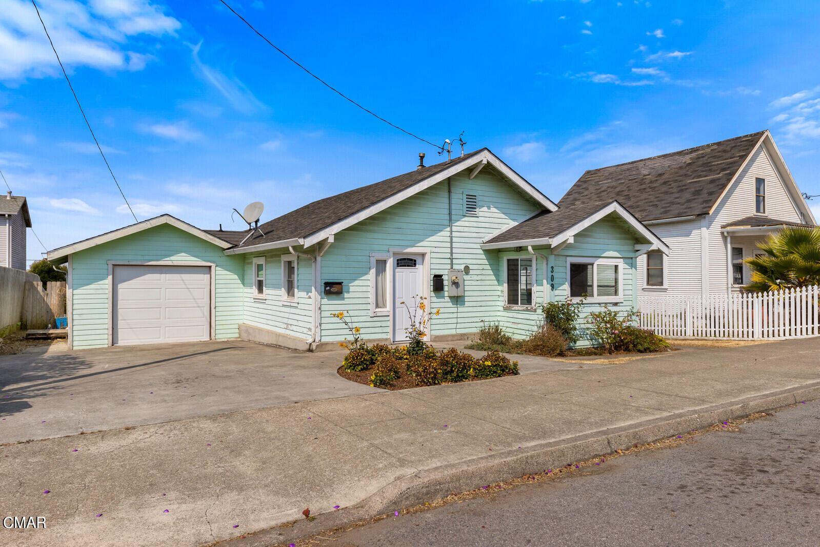 309 S Mcpherson Street, Fort Bragg, CA 95437 - MLS#: 27991