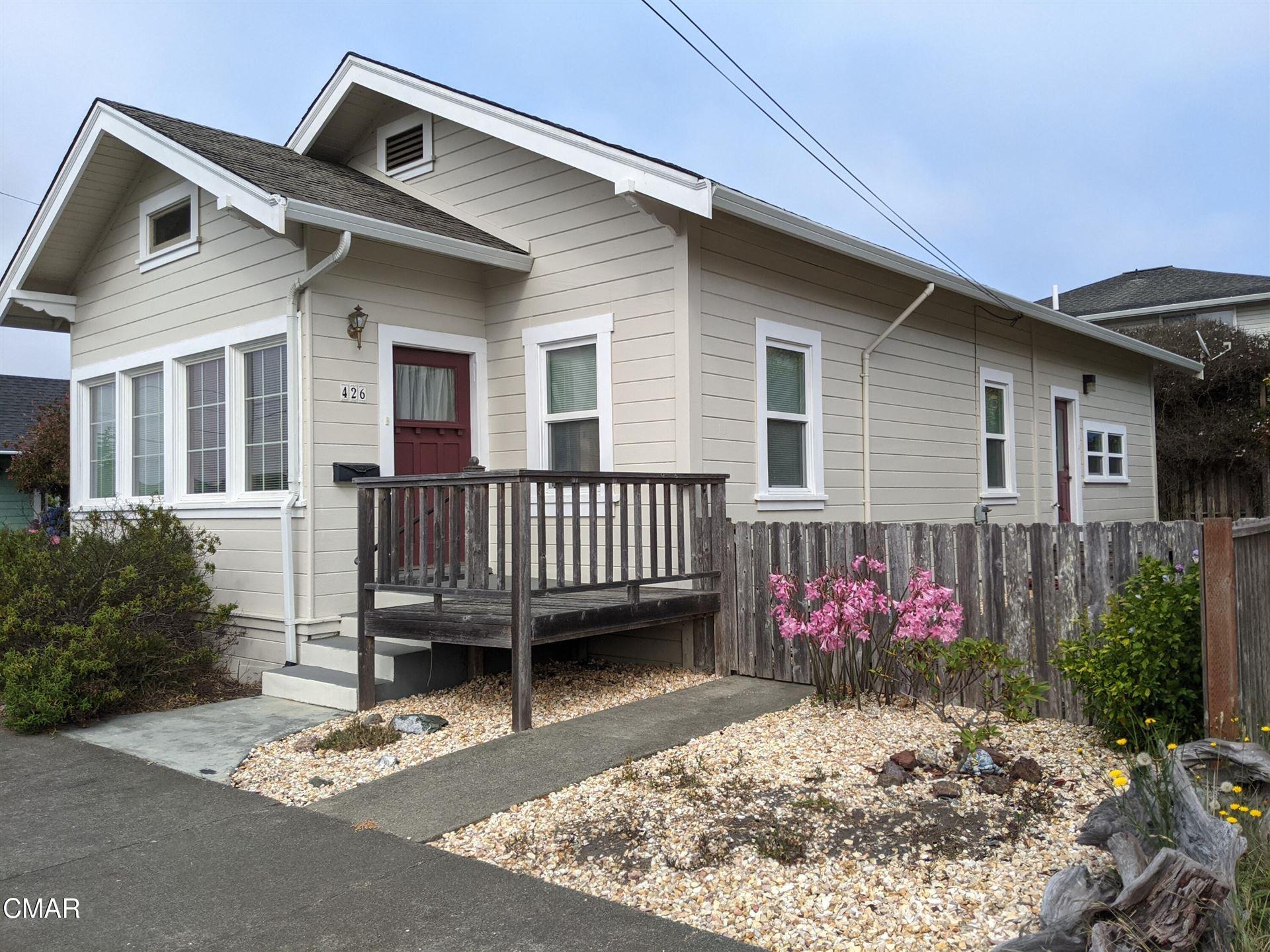 426 N Whipple Street, Fort Bragg, CA 95437 - MLS#: 27993