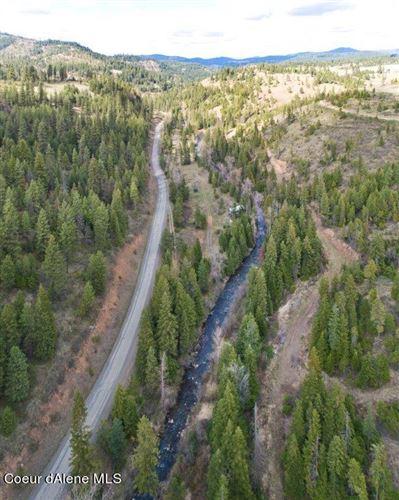 Photo of 3668 Benewah Creek Rd, St. Maries, ID 83861 (MLS # 21-4019)