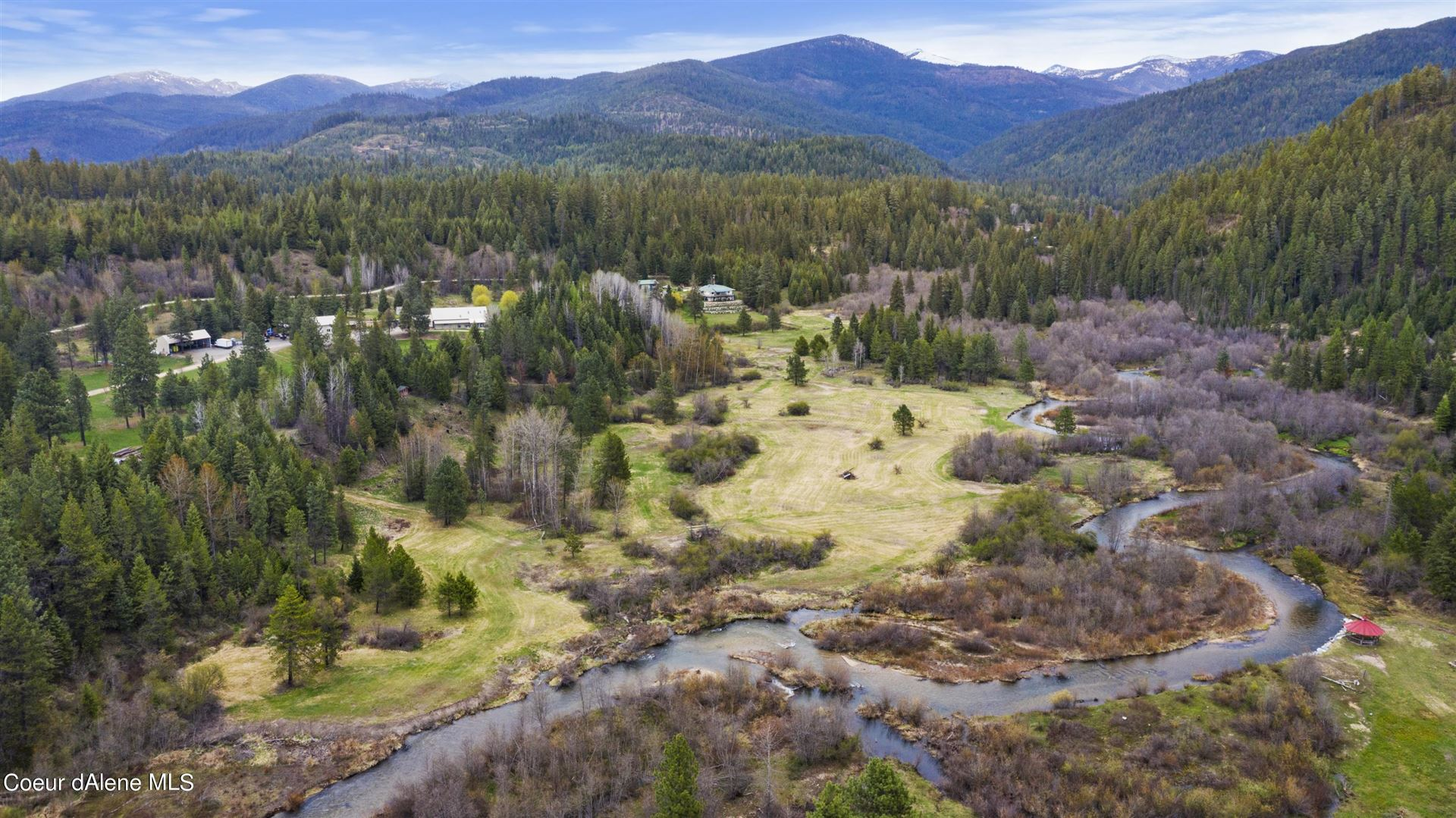 Photo of 78 EastRiver Spur, Priest River, ID 83856 (MLS # 21-4036)