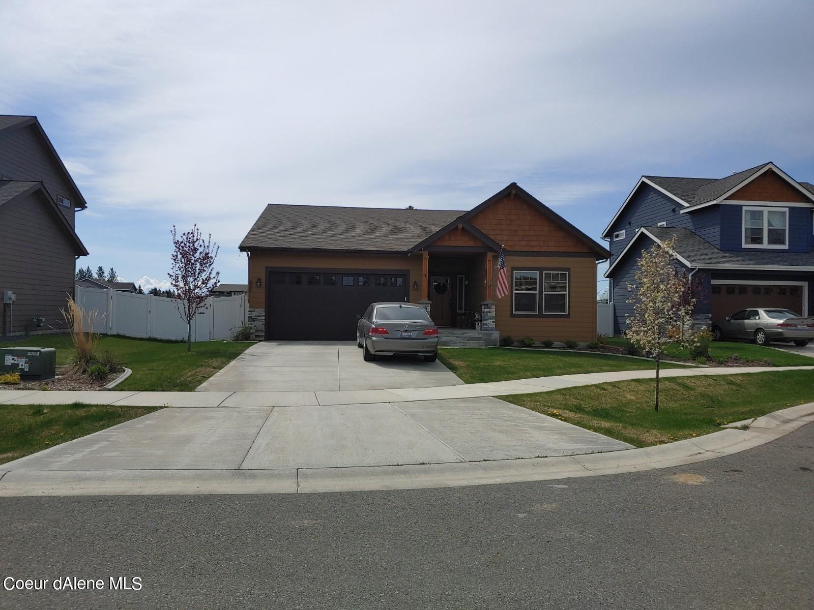 Photo of 6581 N GAVIN LOOP, Coeur dAlene, ID 83815 (MLS # 21-4040)