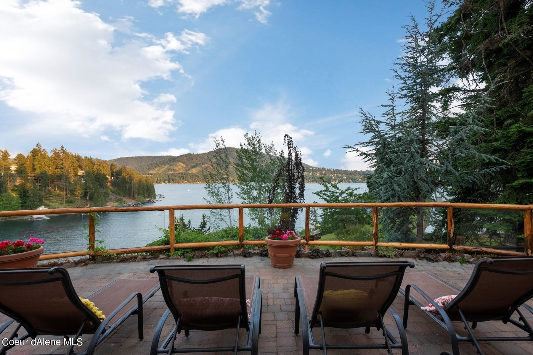 Photo of 10646 & 10647 N Lakeview Dr, Hayden, ID 83835 (MLS # 21-7071)
