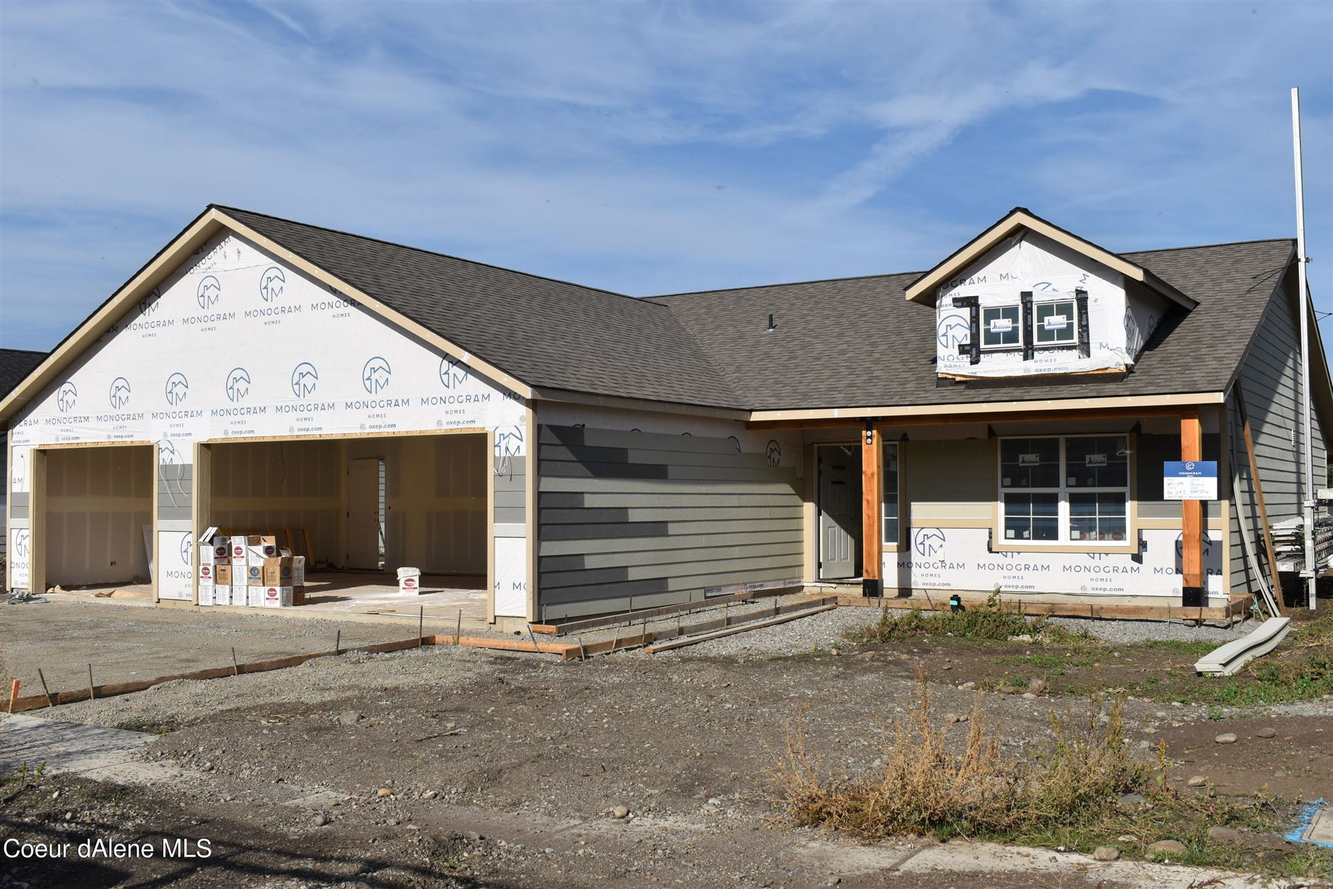 Photo of 3341 N CARRIAGE CT, Post Falls, ID 83854 (MLS # 21-10137)