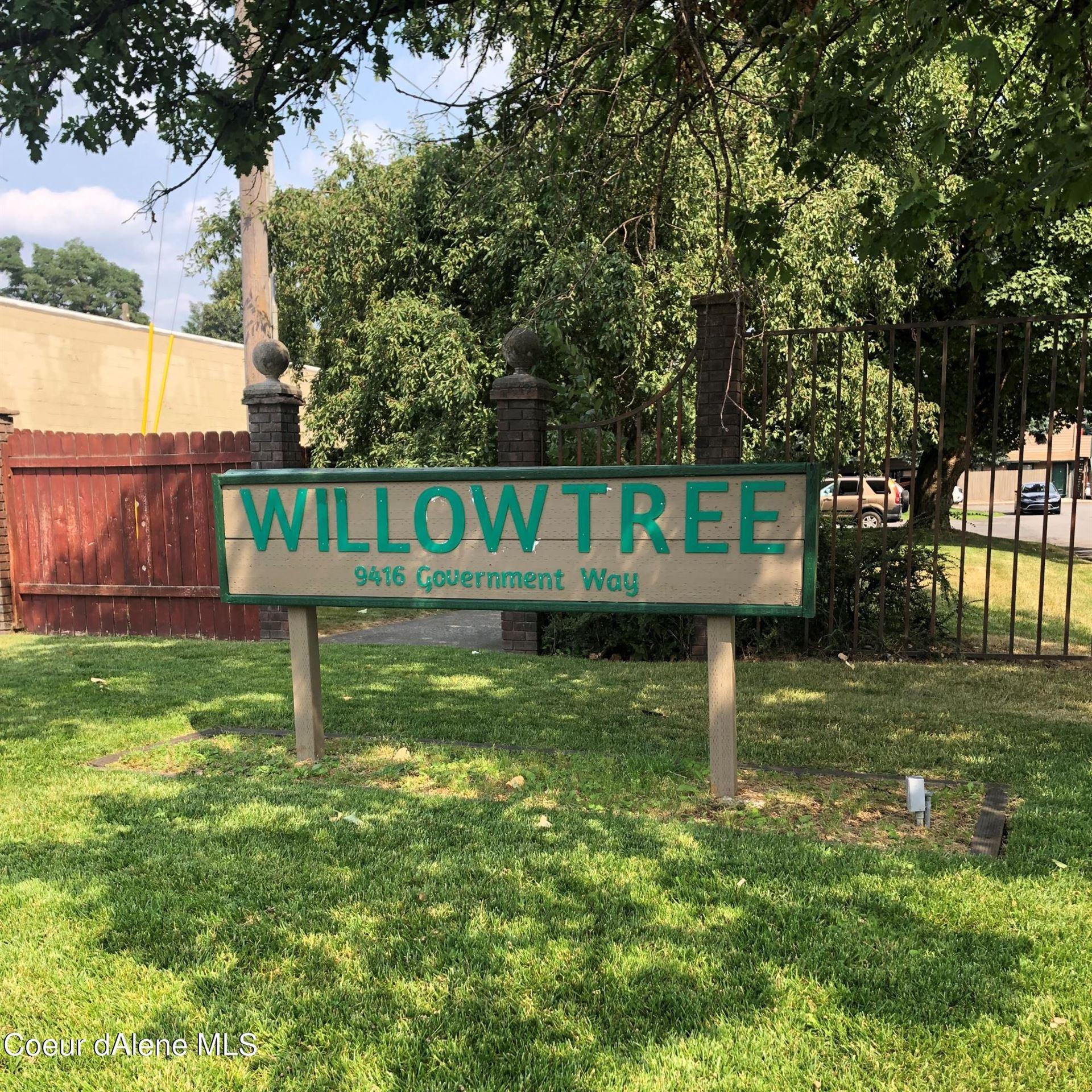 Photo of 136 E WILLOW TREE LN, Hayden, ID 83835 (MLS # 21-8154)