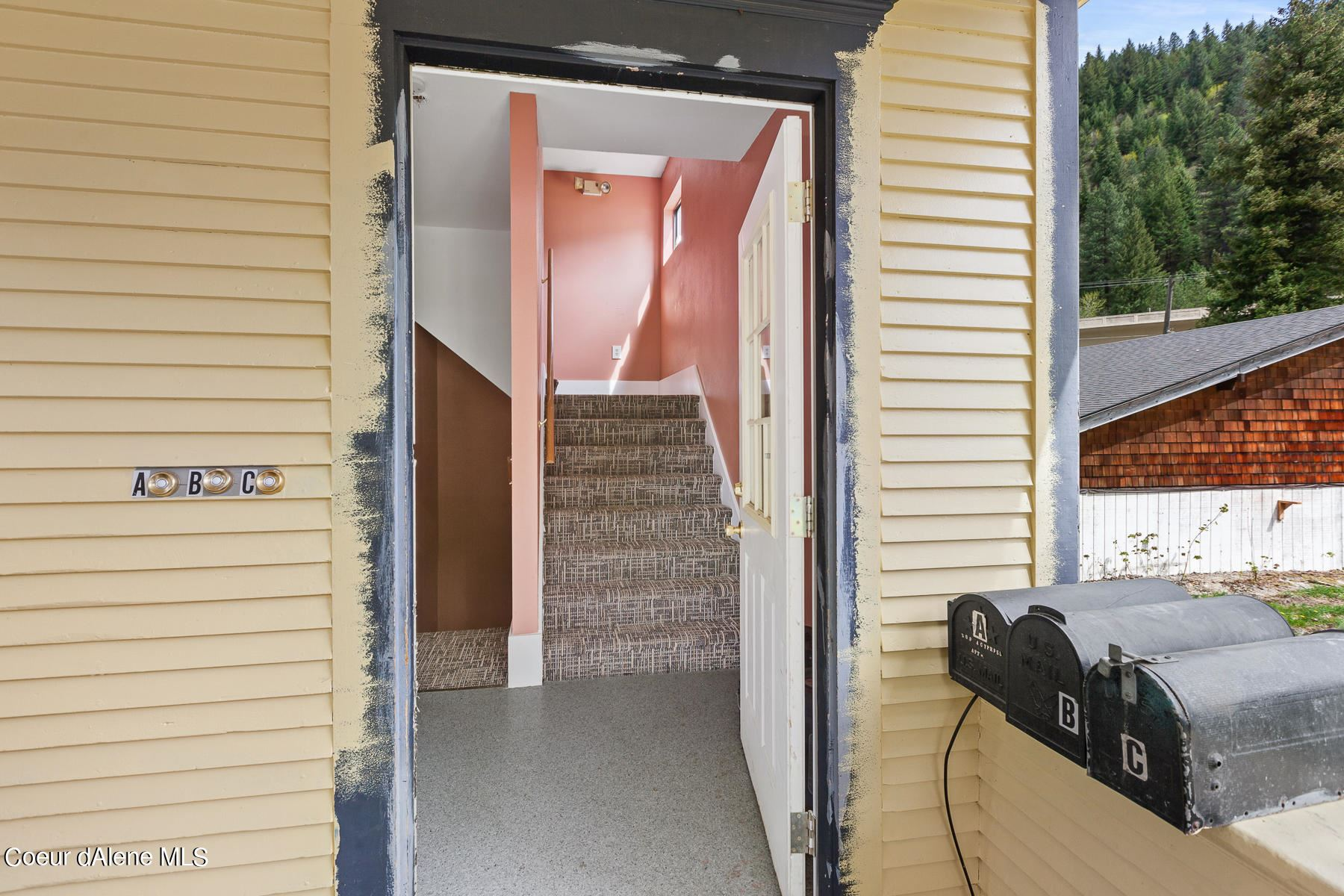 Photo of 209 Cypress Ave, Wallace, ID 83873 (MLS # 21-4225)