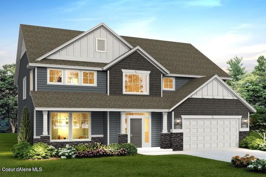 Photo of 690 W RORY AVE, Post Falls, ID 83854 (MLS # 21-7298)