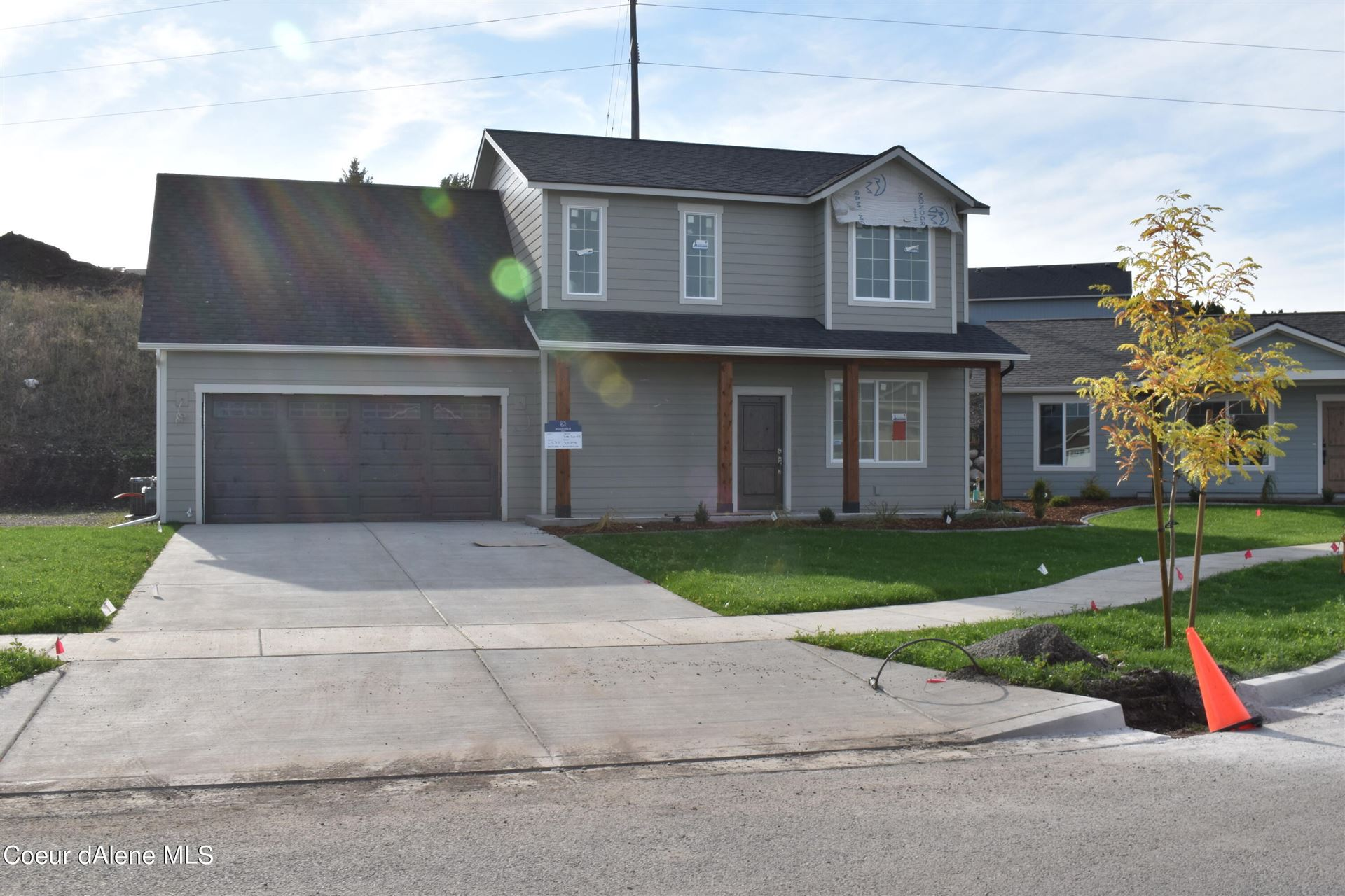 Photo of 3270 N CARRIAGE CT, Post Falls, ID 83854 (MLS # 21-10325)